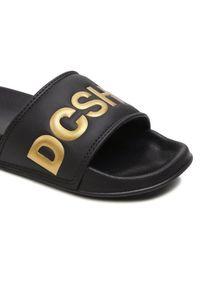 DC Klapki Slide Se ADJL100020 Czarny. Kolor: czarny