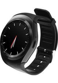 Smartwatch Media-Tech MT855 Czarny (MT855). Rodzaj zegarka: smartwatch. Kolor: czarny