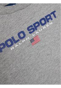 Szary t-shirt Polo Ralph Lauren polo #3