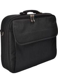Czarna torba na laptopa Solight