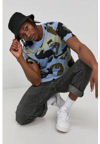 adidas Originals - T-shirt bawełniany. Okazja: na co dzień. Materiał: bawełna. Styl: casual