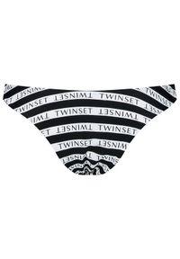 Białe bikini TwinSet