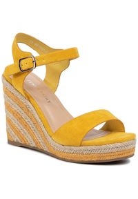 Żółte sandały Jenny Fairy