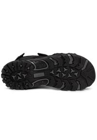 Czarne sandały Kamik klasyczne, na co dzień