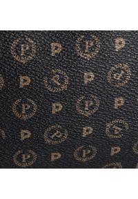Czarny plecak Pollini