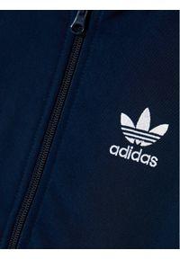 Adidas - adidas Bluza Unisex adicolor Sst GN8452 Granatowy Regular Fit. Kolor: niebieski