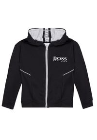 Czarna bluza BOSS