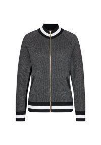 Czarny sweter Liu Jo Sport sportowy