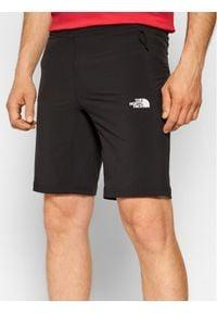 The North Face Szorty sportowe Varuna NF0A494JJK31 Czarny Regular Fit. Kolor: czarny