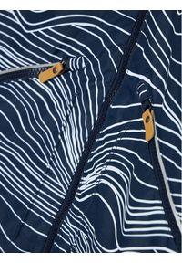 Niebieska kurtka przejściowa Reima #4