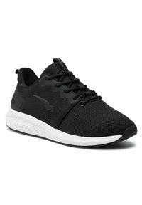 Bagheera - Sneakersy BAGHEERA - Switch 86516-3 C0108 Black/White. Okazja: na co dzień. Kolor: czarny. Materiał: materiał. Szerokość cholewki: normalna. Sezon: lato. Obcas: na płaskiej podeszwie. Styl: casual