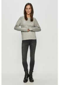 Cross Jeans - Jeansy Alan. Kolor: szary