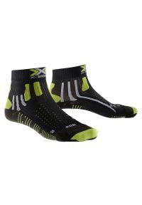 Skarpety X-Socks Run Effektor S100010. Materiał: syntetyk, włókno, skóra. Sport: bieganie