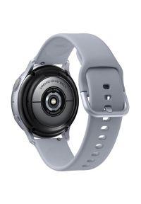Srebrny zegarek SAMSUNG sportowy, smartwatch #6