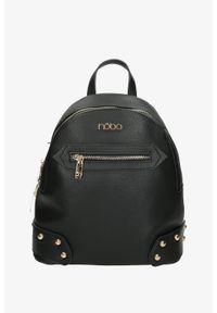 Nobo - Czarny plecak nobo nbag-j018-c020. Kolor: czarny