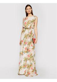Marciano Guess Sukienka letnia 1GG726 9539Z Kolorowy Regular Fit. Wzór: kolorowy. Sezon: lato