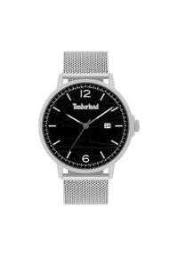 Srebrny zegarek Timberland