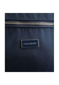 Niebieski plecak na laptopa Samsonite elegancki