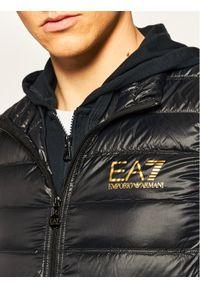 Czarna kamizelka EA7 Emporio Armani