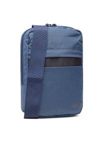 Niebieska torba na ramię 4f