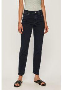Niebieskie proste jeansy Marc O'Polo
