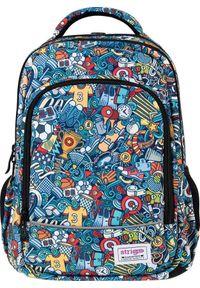 Strigo Plecak typu Misty+ z kolekcji Comic nr 20019st