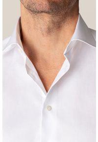 Eton - ETON - Koszula. Typ kołnierza: kołnierzyk klasyczny. Kolor: biały. Materiał: tkanina. Długość rękawa: długi rękaw. Długość: długie. Styl: klasyczny