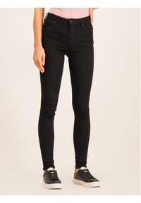 Czarne jeansy slim Pepe Jeans