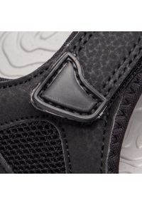 Czarne sandały KangaRoos klasyczne, na lato