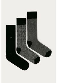 Czarne skarpetki Calvin Klein