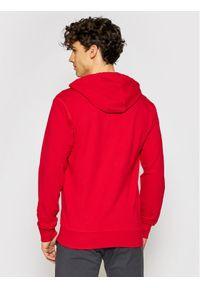 CMP Bluza 3C88677T Czerwony Regular Fit. Kolor: czerwony