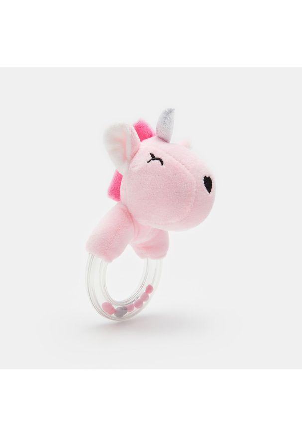 Sinsay - Zabawka - Różowy. Kolor: różowy