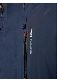 Musto Kurtka żeglarska Evo 82037 Granatowy Regular Fit. Kolor: niebieski. Sport: żeglarstwo #7