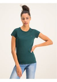 Zielony t-shirt G-Star RAW