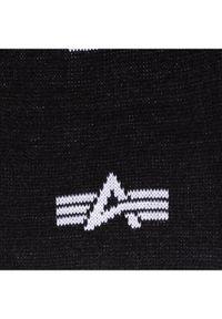 Czarny szalik Alpha Industries