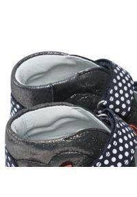 Bartek - Sandały BARTEK - 16686-983 Granatowy Szary. Kolor: szary, niebieski, wielokolorowy. Materiał: skóra, zamsz