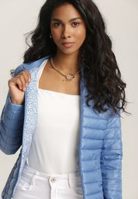 Renee - Niebieska Kurtka Nixaxaura. Kolor: niebieski #4