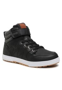 Bagheera - Sneakersy BAGHEERA - Xenon 86505-6 C0108 Black/White. Okazja: na spacer, na co dzień. Kolor: czarny. Materiał: skóra ekologiczna, materiał. Szerokość cholewki: normalna. Sezon: lato. Styl: casual