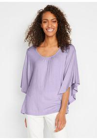 """Shirt """"nietoperz"""" bonprix Shirt """"nietoperz"""" fioł.bez. Kolor: fioletowy"""