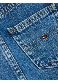 Niebieska spódniczka TOMMY HILFIGER