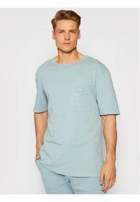 Imperial T-Shirt TJ08BCKTD Zielony Oversize. Kolor: zielony