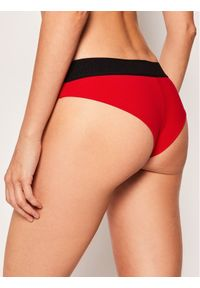 Czerwone figi Dsquared2 Underwear