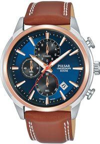 Zegarek Pulsar Zegarek Pulsar męski chronograf PM3120X1 uniwersalny