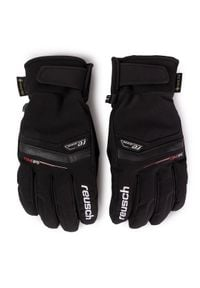 Czarna rękawiczka sportowa Reusch Gore-Tex, narciarska