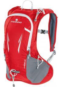 Ferrino plecak X-Ride 10. Kolor: czarny. Wzór: paski