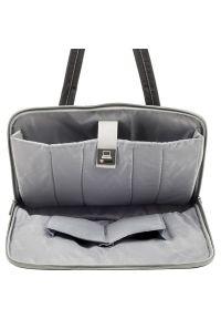 Czarna torba na laptopa YENKEE elegancka #3