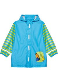 Niebieska kurtka przeciwdeszczowa Playshoes