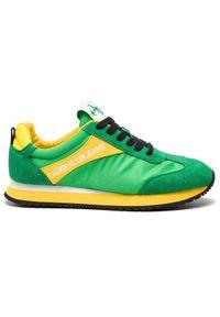 Zielone sneakersy Calvin Klein Jeans