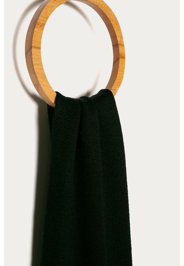 Czarny szalik Polo Ralph Lauren