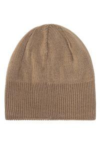 Zielona czapka zimowa salomon